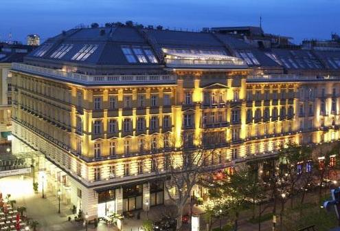 Grand Hotel Vienne Autriche